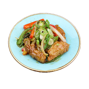 Foto Red Pepper Chicken