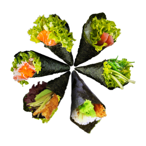 Foto Temaki Mix (6 pcs)