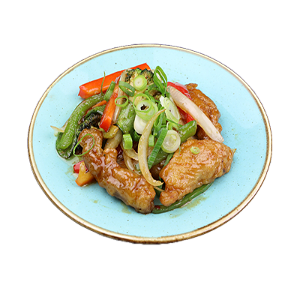Foto Black Pepper Chicken