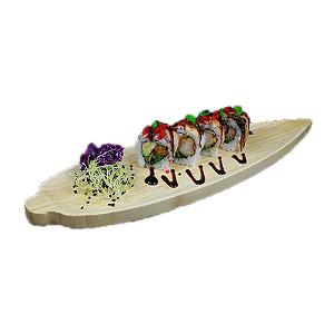 Foto Black Dragon Roll